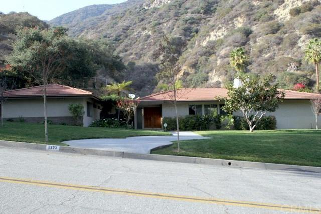2223 Canyon Rd, Arcadia, CA 91006