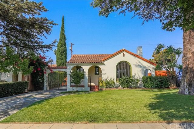 521 La Paloma Ave, Alhambra, CA 91801