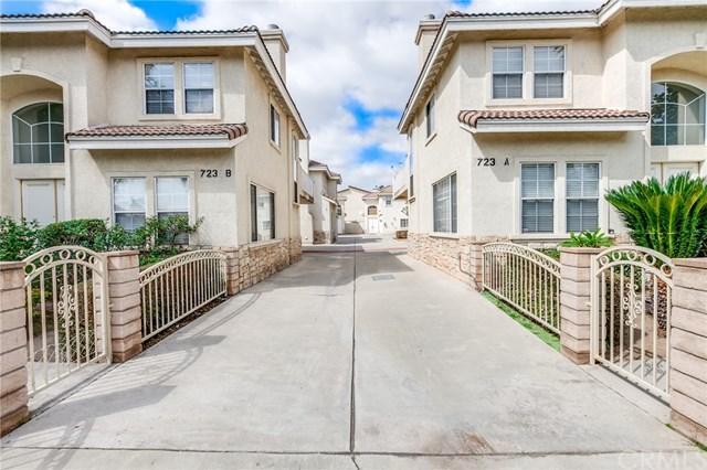 723 S Sierra Vista Ave #C, Alhambra, CA 91801