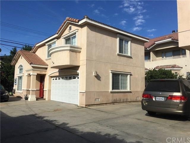 817 N Garfiedl Avenue, Alhambra, CA 91801