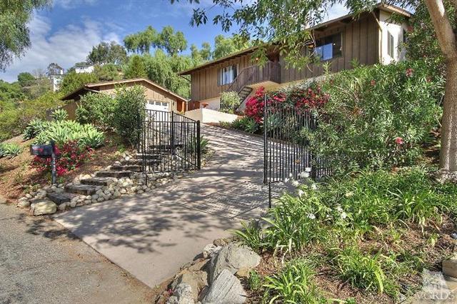2985 Glen Albyn Dr, Santa Barbara CA 93105