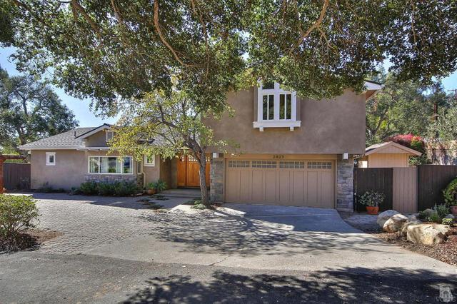 2825 Foothill Rd, Santa Barbara CA 93105