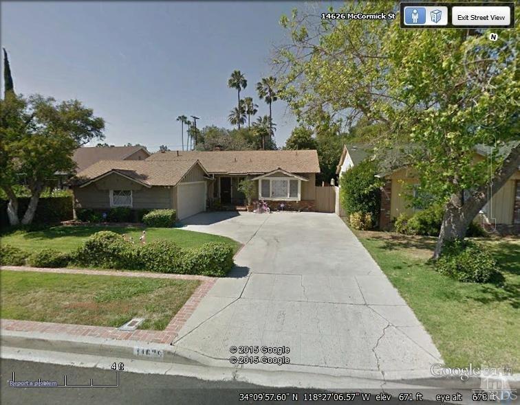 14629 Mccormick St, Van Nuys, CA