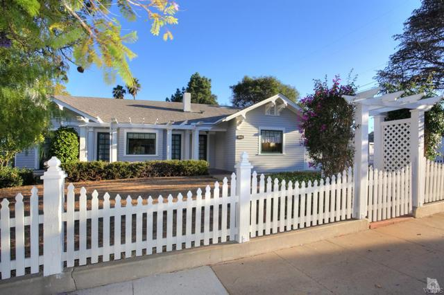 415 W Sola St, Santa Barbara CA 93101