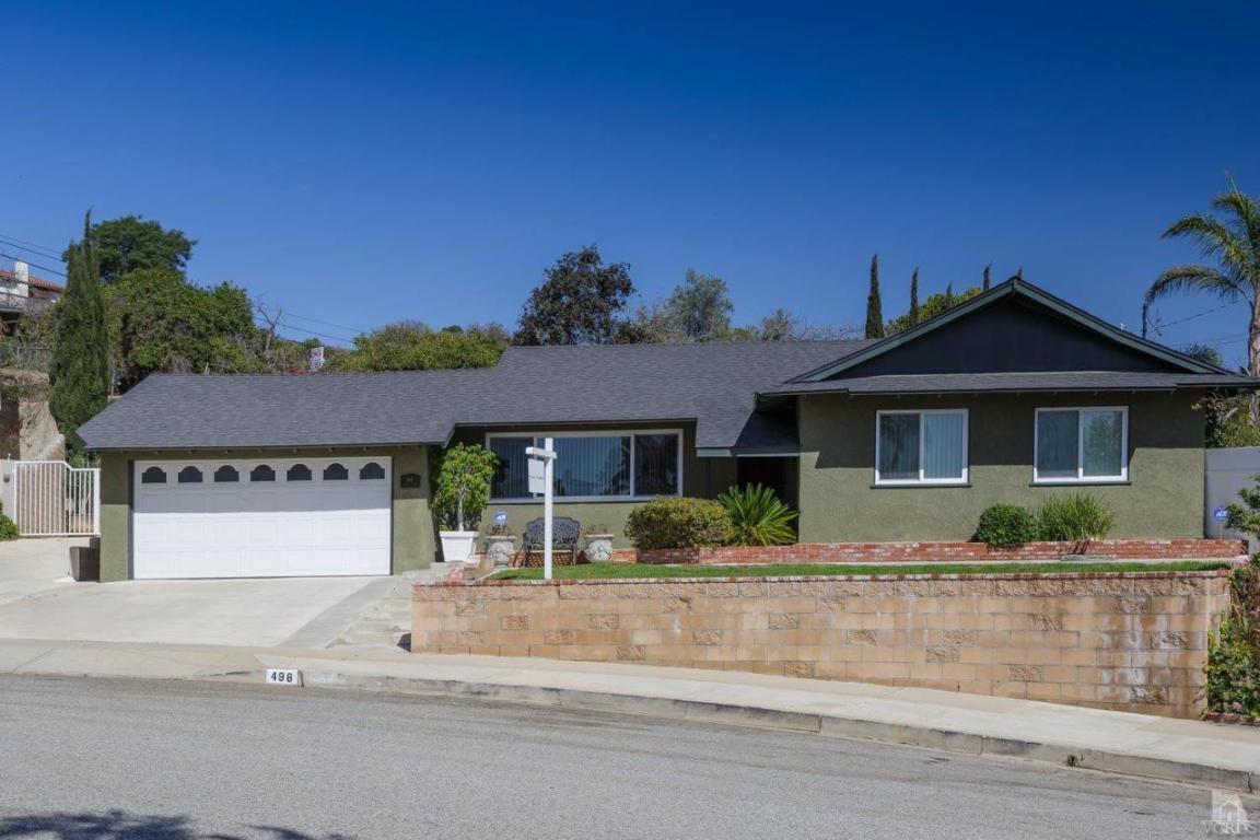 498 Fairfax Ave, Ventura, CA 93003
