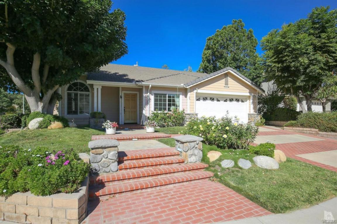1627 Meadowglen Court, Thousand Oaks, CA 91320