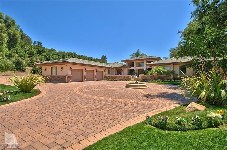 13025 Ripple Creek Lane, Santa Rosa Valley, CA 93012