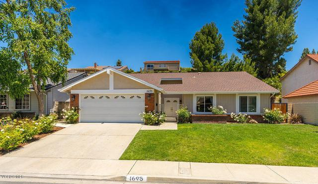 1695 Sweet Briar PlThousand Oaks, CA 91362