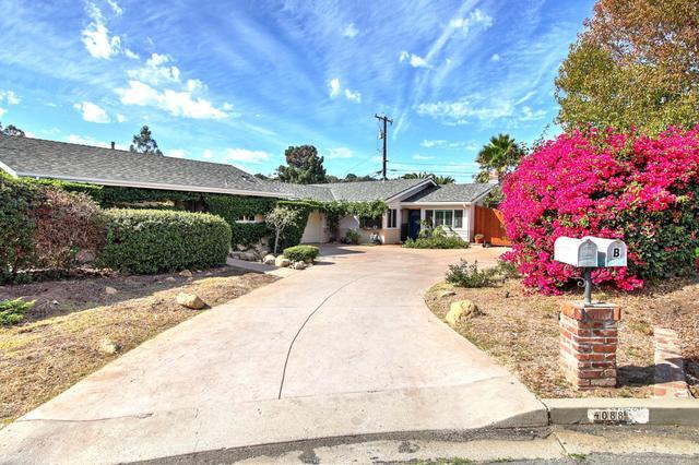 4088 Via Zorro, Santa Barbara, CA 93110