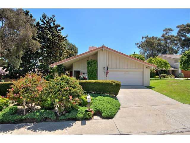 654 Santa Camelia, Solana Beach, CA