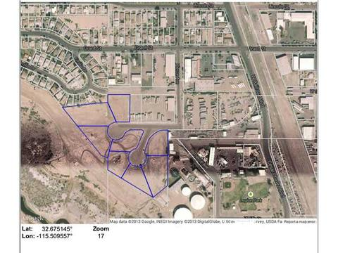 0 7 Industrial Lots Sherman St #0, Calexico, CA 92231