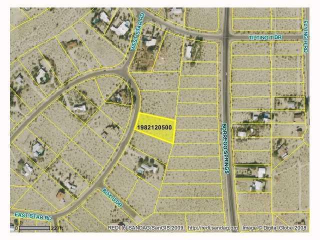 303 E Star Rd #303, Borrego Springs, CA 92004