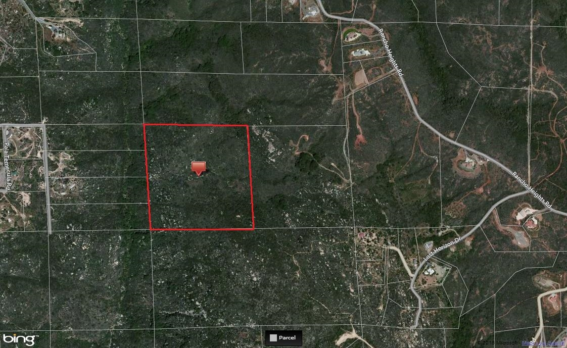 40 Acres On Rancho Heights Rd #0, Pala, CA 92059