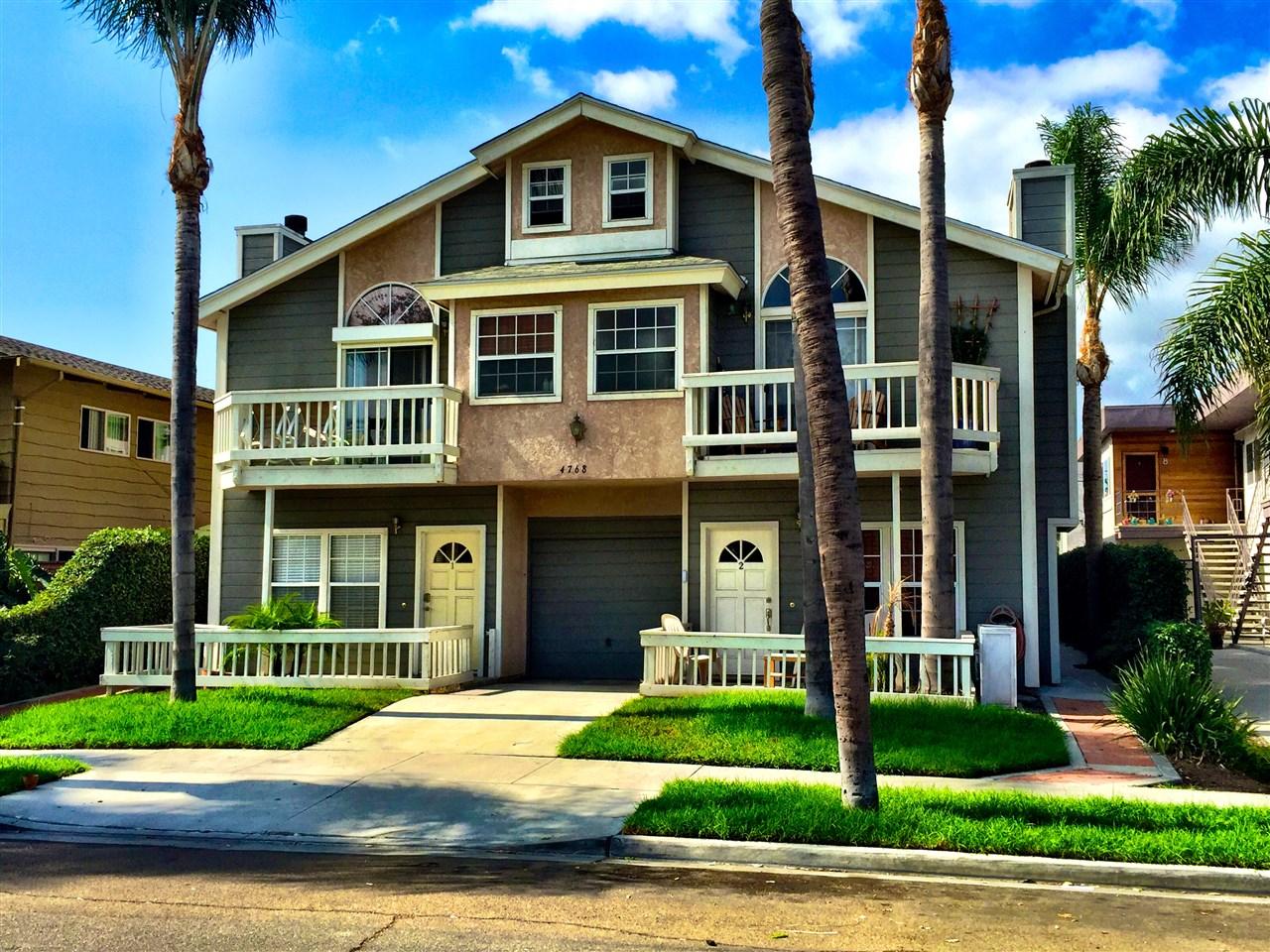 4768 Mansfield #APT 4, San Diego, CA
