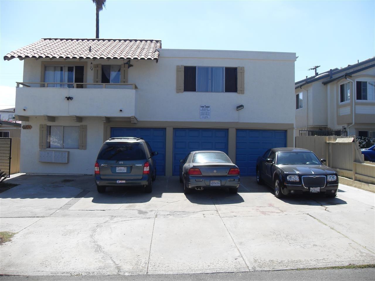 3870 37th St #APT 4, San Diego, CA