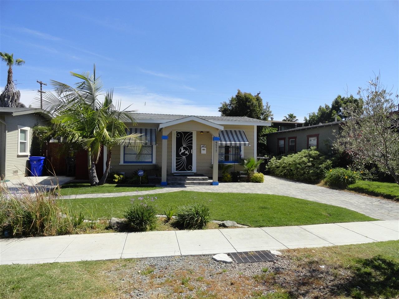 4577 Wilson Ave, San Diego, CA