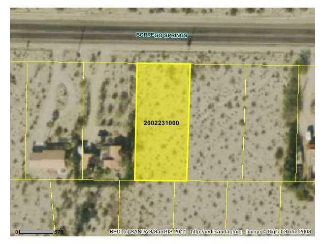Lot 228 Borrego Springs Road #228, Borrego Springs, CA 92004