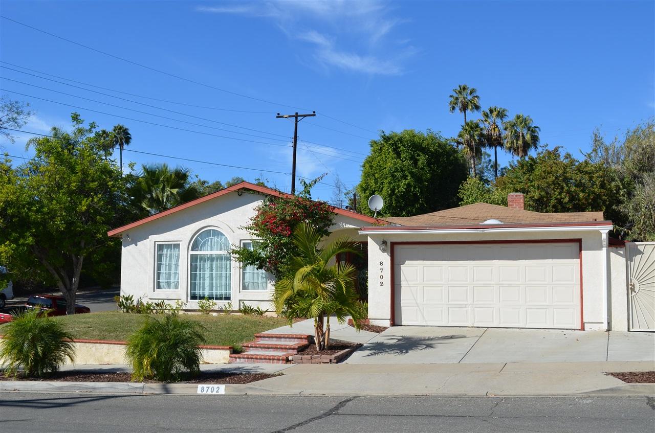 8702 Tommy Dr, San Diego, CA