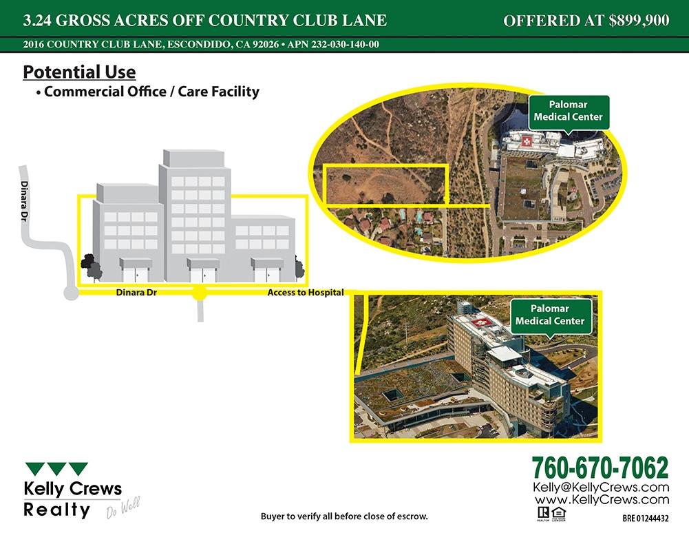 Country Club Drive #0, Escondido, CA 92029