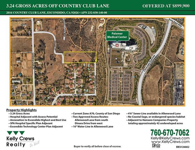 Country Club Dr #0, Escondido, CA 92029