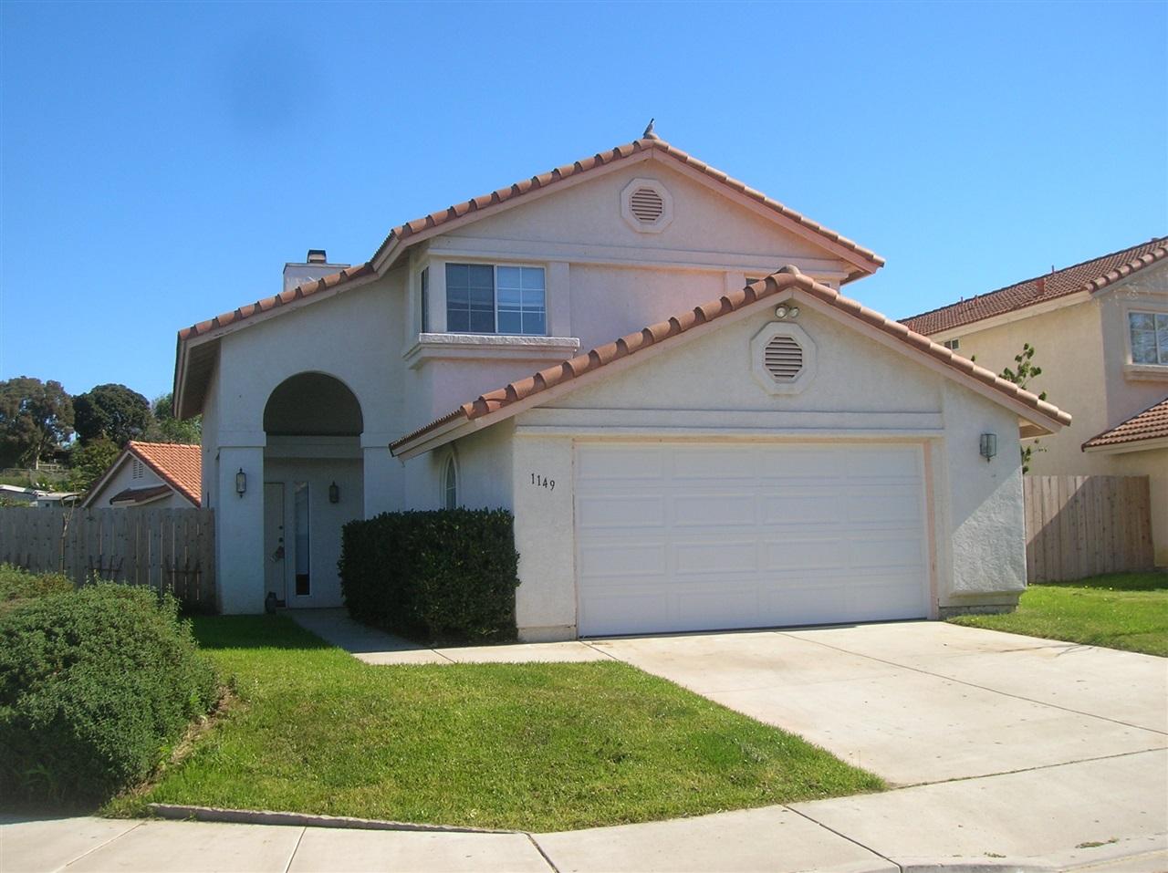 1149 Cochise Ct, Vista, CA