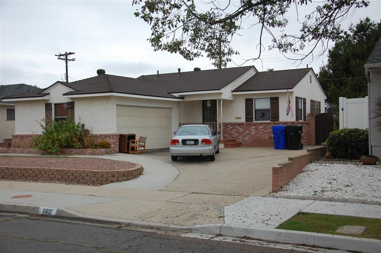 6612 Birchwood, San Diego, CA