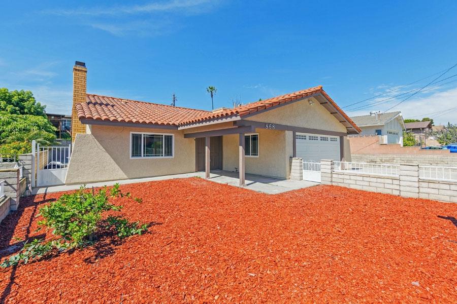 868 Halecrest, Chula Vista, CA
