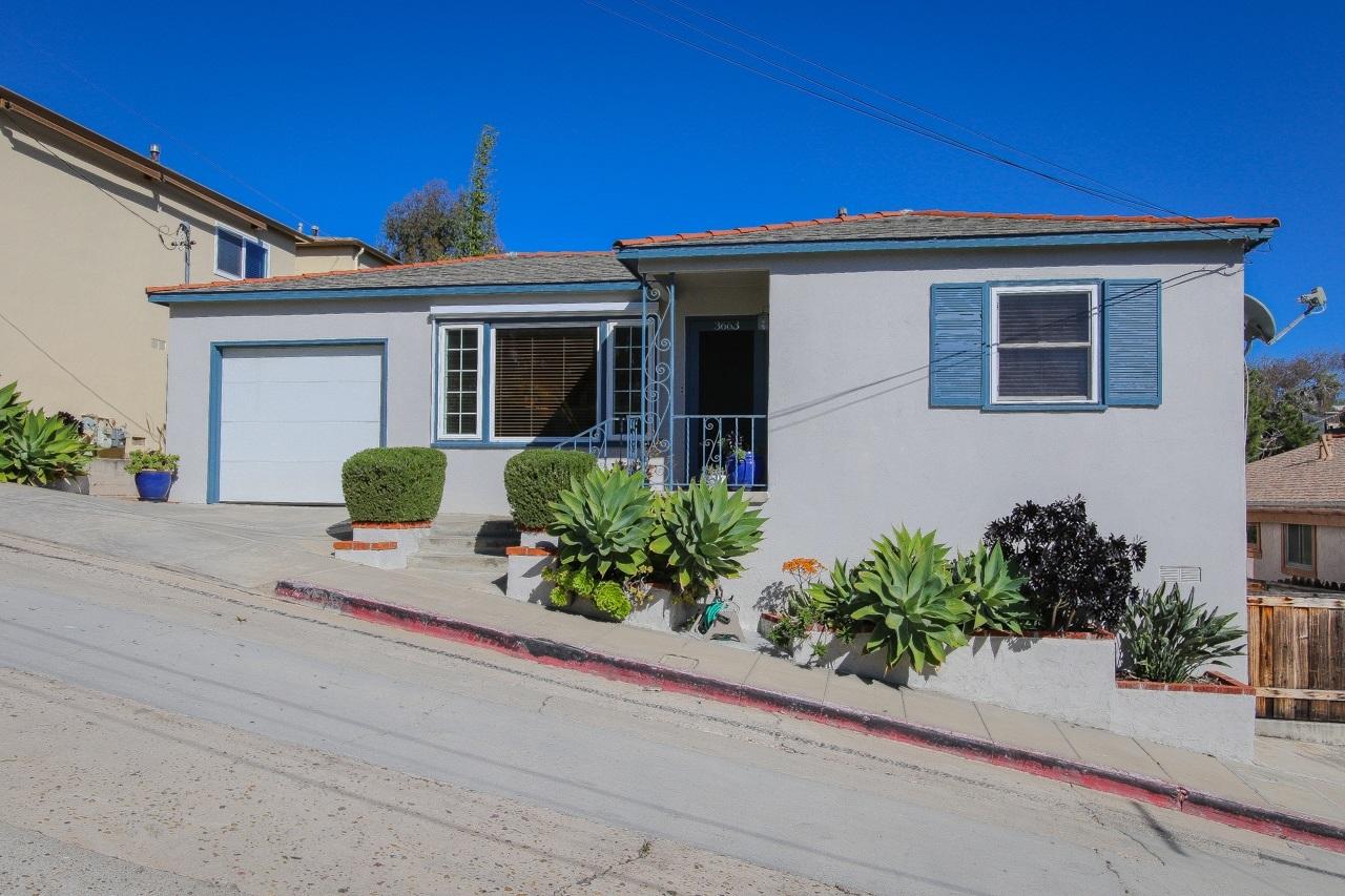 3663 Brant, San Diego, CA