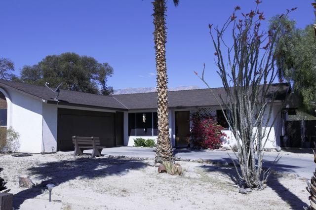 756 San Benito, Borrego Springs, CA