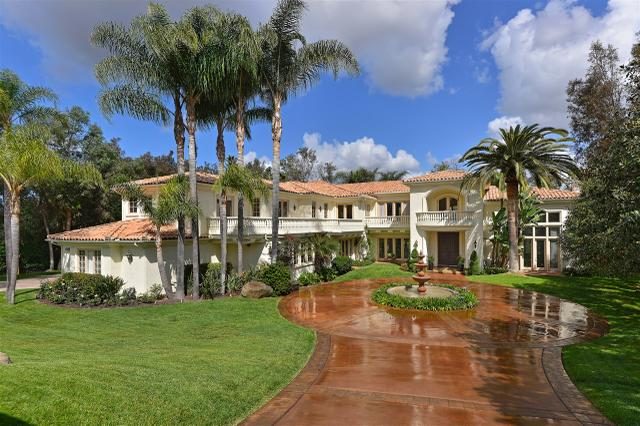 16596 Via Lago Azul, Rancho Santa Fe, CA 92067