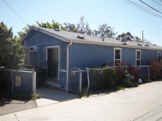 1017-1019 33rd, San Diego, CA 92102
