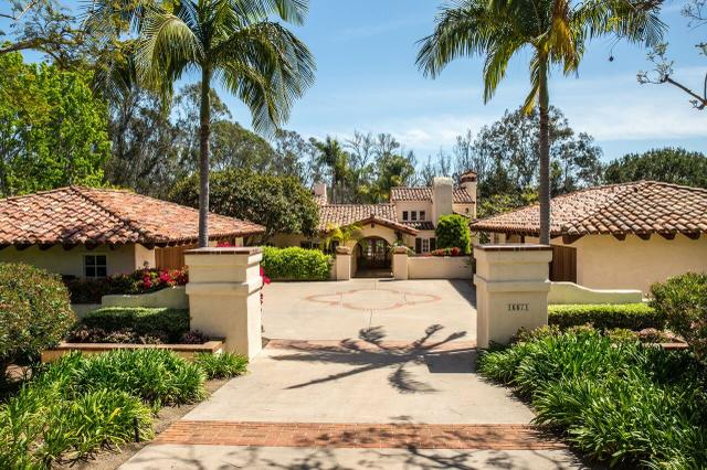 16671 Via De Los Rosales, Rancho Santa Fe, CA 92067