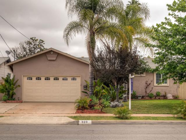 820 Camellia St, Escondido, CA