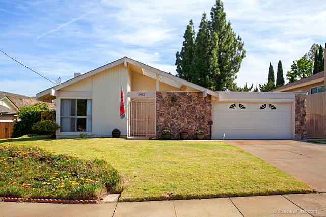 5482 Chaparajos Ct, San Diego, CA