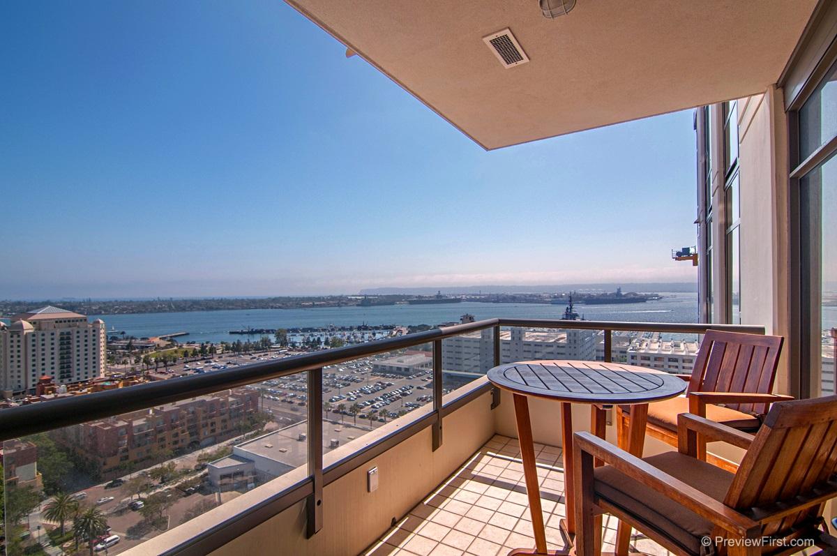 700 W E St #2006, San Diego, CA 92101