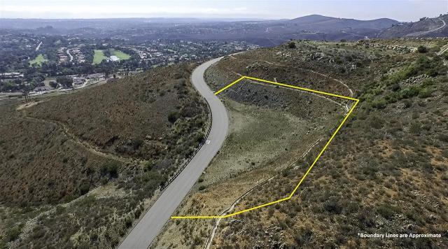 Camino De Arriba #PARCEL 4, Rancho Santa Fe, CA 92067