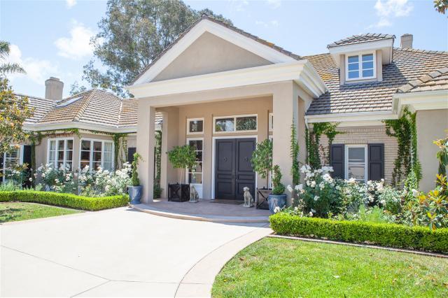 16625 Via Lago Azul, Rancho Santa Fe, CA