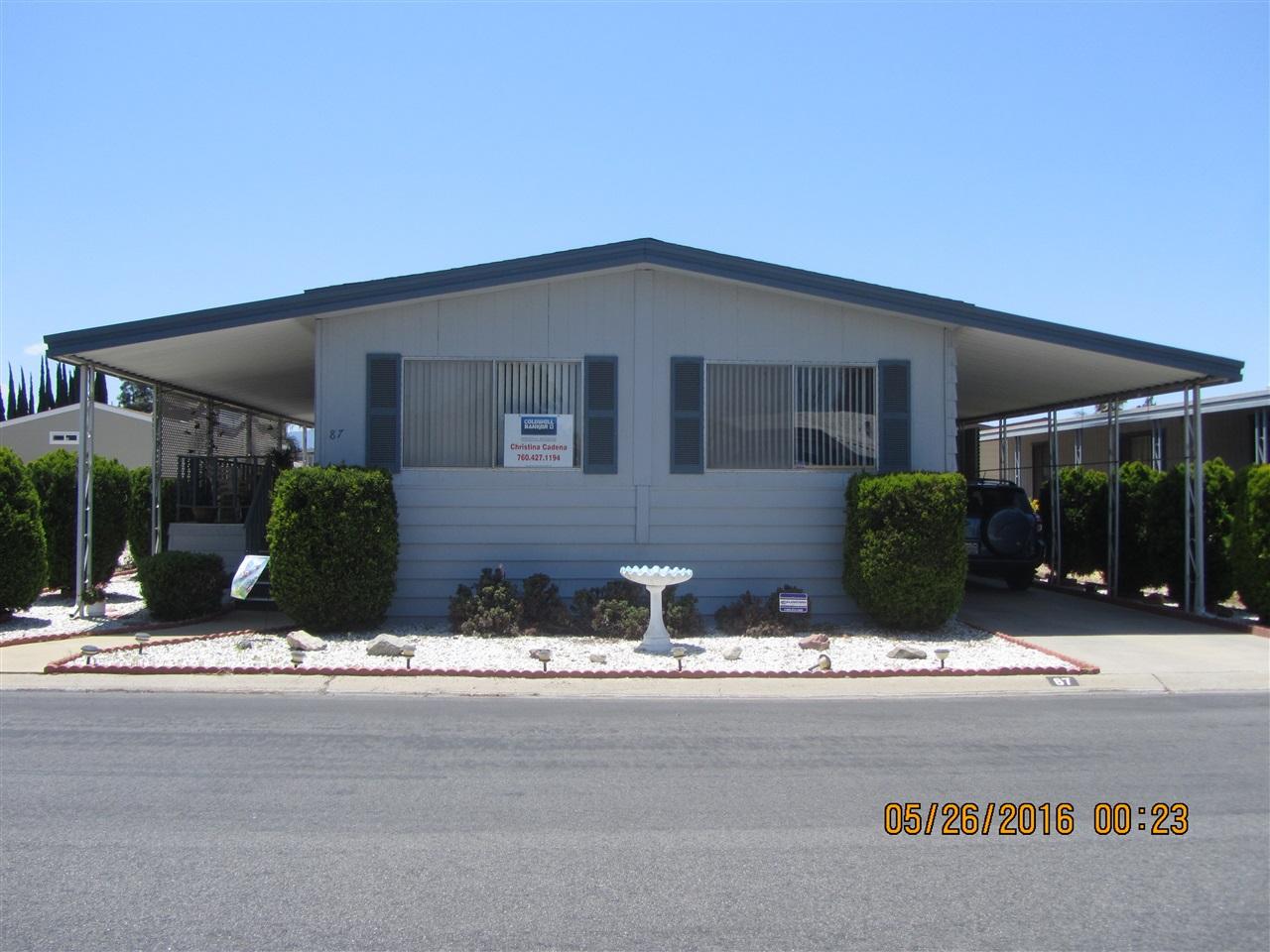 3663 Buchanan Avenue #87, Riverside, CA 92503