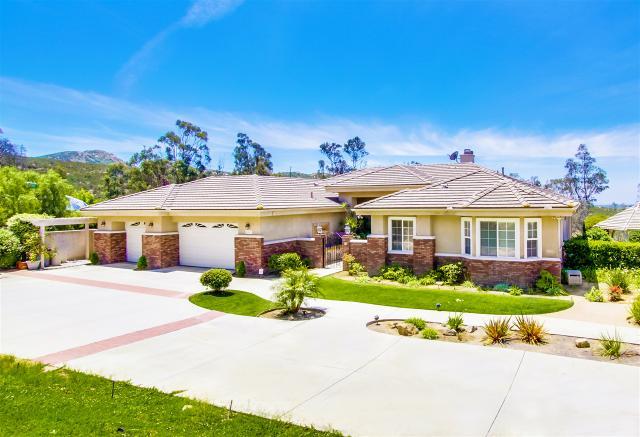 16071 Eucalyptus Heights Rd, Poway, CA 92064
