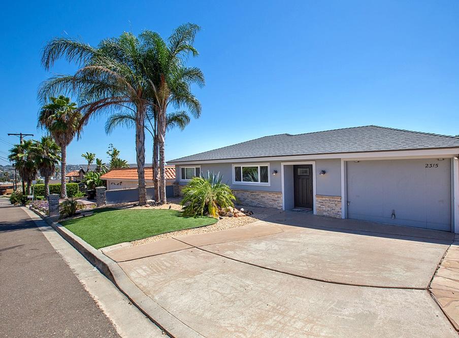 2315 Geranium Street, San Diego, CA 92109
