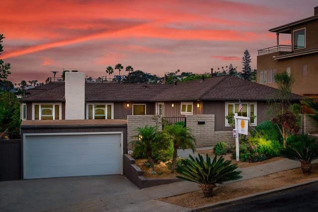 4582 Osprey, San Diego, CA 92107