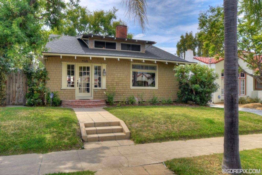 4626 Kensington Drive, San Diego, CA 92116