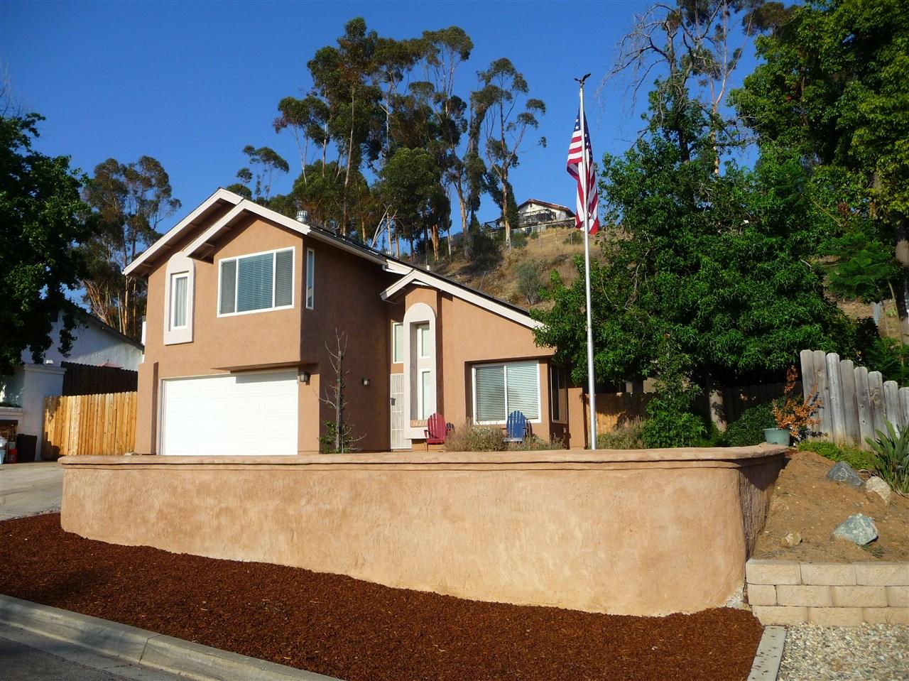 14211 Jennings Vista, Lakeside, CA 92040