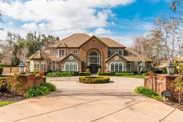 17538 Circa Oriente, Rancho Santa Fe, CA 92067