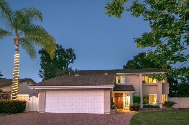 3671 Mount Ashmun, San Diego, CA 92111