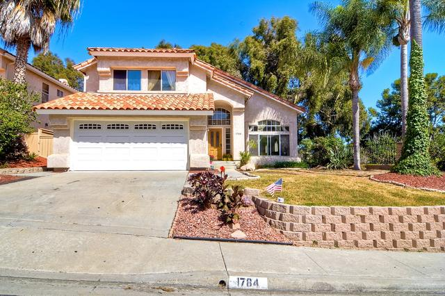 1784 Crystal Ridge Way, Vista, CA 92081