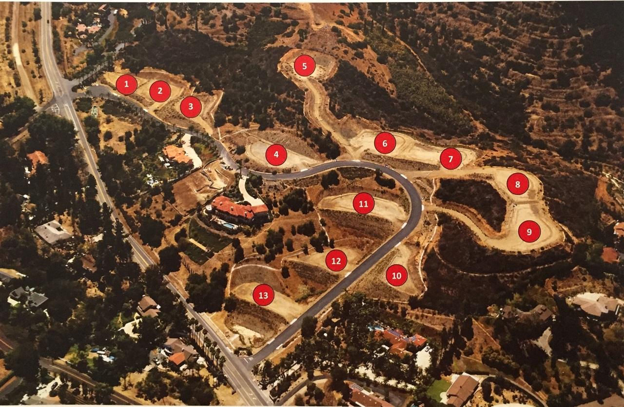 Lot 3 Sagewood Hills Road #3, Vista, CA 92084