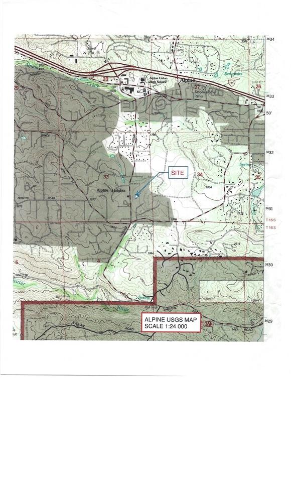 00 Brady Jane Lane #2  MAP 21228, Alpine, CA 91901