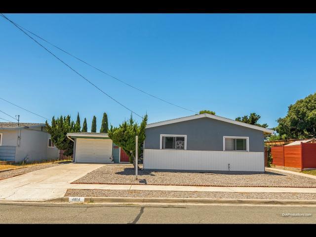 4814 Sagasti, San Diego, CA 92117