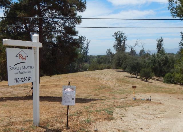 Parcel 1 Yucca #RD, Fallbrook, CA 92028